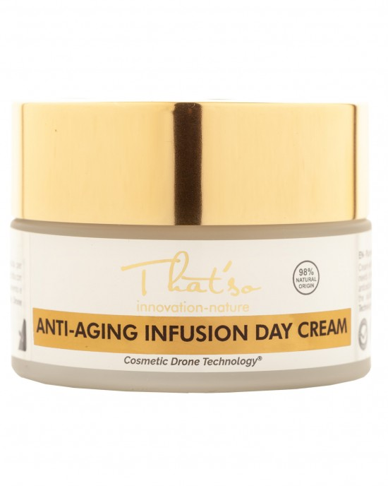 Innovation Nature – Anti-aging infusion day cream
