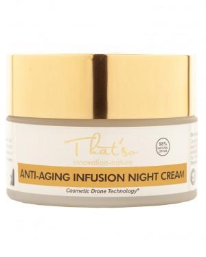 Innovation Nature – Anti-aging infusion night cream
