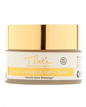 Innovation Nature – Anti-aging light infusion day cream