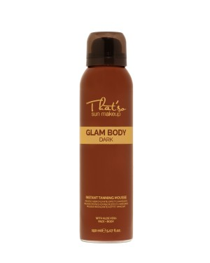 Glam Body Mousse Dark