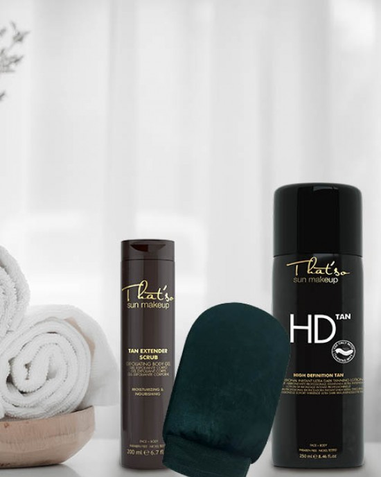 HD Tan Box